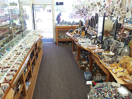 Christchurch Store - Hettie's Rock & Crystal Shops