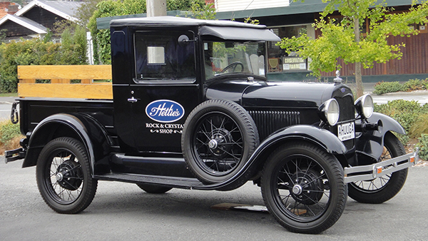 Hetties Ford Model A
